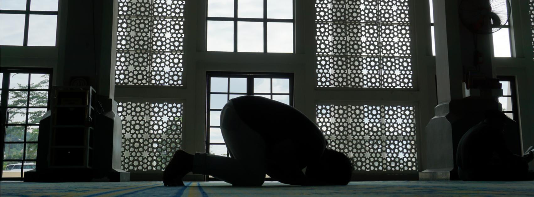 toil of prayer shia